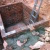 Pozo propio de agua en finca de campo