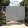 Automatizar puerta garaje abatible de 1 hoja