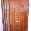 Cambiar cerradura de borjas a cilindro en puerta acorazada kiuso
