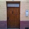Cubrir parte superior de una puerta nueva, con pladur