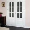 Suministrar e Instalar Puerta Exterior de Aluminio con Cristal
