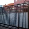 Puerta garaje enrollable galvanizada motorizada