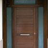 Pintar dos puertas de exterior