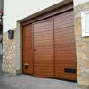 Venta puerta seccional garaje valencia