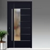 Adaptar puerta metálica de entrada a vivienda/parking (prolongación de lo existente)