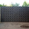 Suministrar Puerta Metalica Revestida de aluminio