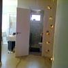 Pintar puertas blanco satinado y rascar techo de escayola