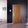 Cambio cerradura puerta blindada de piso