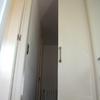 Puerta corredera madera interior