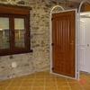 Cerradura puerta entrada de seguridad