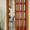 Suministrar e instalar puerta plegable pvc
