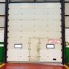 Fabricación y suministro de puertas seccionales industriales