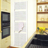 Encastrar tubo radiador en azulejos cocina