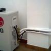 Instalar aparato de aire acondicionado