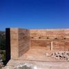 Realización de muro de piedra de +/- 20m lineales por 50-70cm de altura
