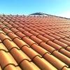 Cubrir tejas poliuretano
