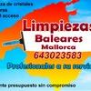 Limpieza Balear Mallorca