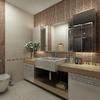 Reformar baño grande