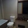 Reforma de cuarto de baño con aplicacion de microcemento