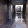 Reforma entrada edificio