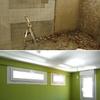 Reforma de millora en quant aillament tèrmic en parets i sostre