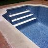 Pintar piscina de fibra