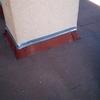 Instalar toldo en tienda de bicicletas vertical con railes para evitar el calor que genera el cristal del escaparate