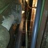 Limpieza sótano inundado aguas fecales