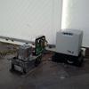 Reparar placa de motor de puerta de garaje corredera