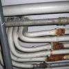 Cambio de bomba de agua y conexión de tuberias
