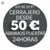 Cerrajero Urgente M.t.d 24H Girona.