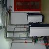 Limpiar tubo salida caldera a tejado