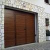 Instalar Portón De Garaje Seccionable