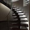 Reformar escalera con colocación de ascensor