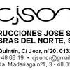 Construcciones Jose Sanchez Obras Del Norte, S.l.