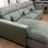 Tapizar sofa con chaise long