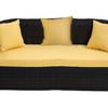 Limpiar un sofa y rellenar cojines