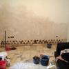 Muro pladur en sótano