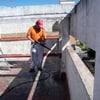 Proyectar yeso con maquina 150 m2