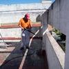 Limpieza de bajante con inspección y arqueta