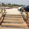 Forrar una escalera de obra con madera o gres