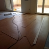 Colocal suelo parquet