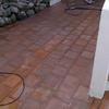 Limpieza suelo barro