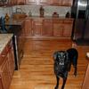 Reforma suelo casa y pared cocina