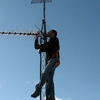 Sustitución antena