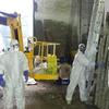 Sustitución cubierta de uralita