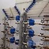 Sustitución batería de contadores de 22 abonados