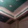 Colocar pladur mediante tabiques y techos