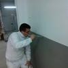 Pintar un taller de 150 m2