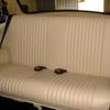 Sustitucion pieza tapizado piel funda asiento